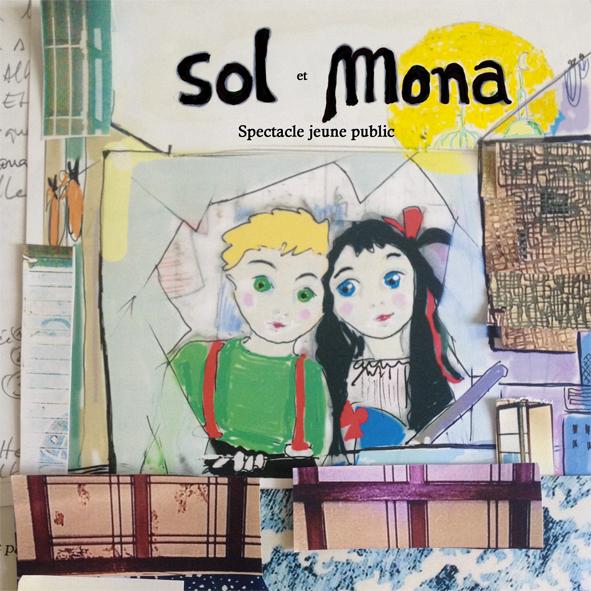 Affiche Sol et Mona