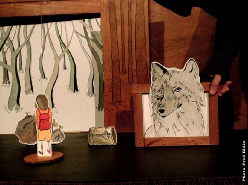 quatre loups Elements