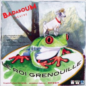 Le Roi Grenouille