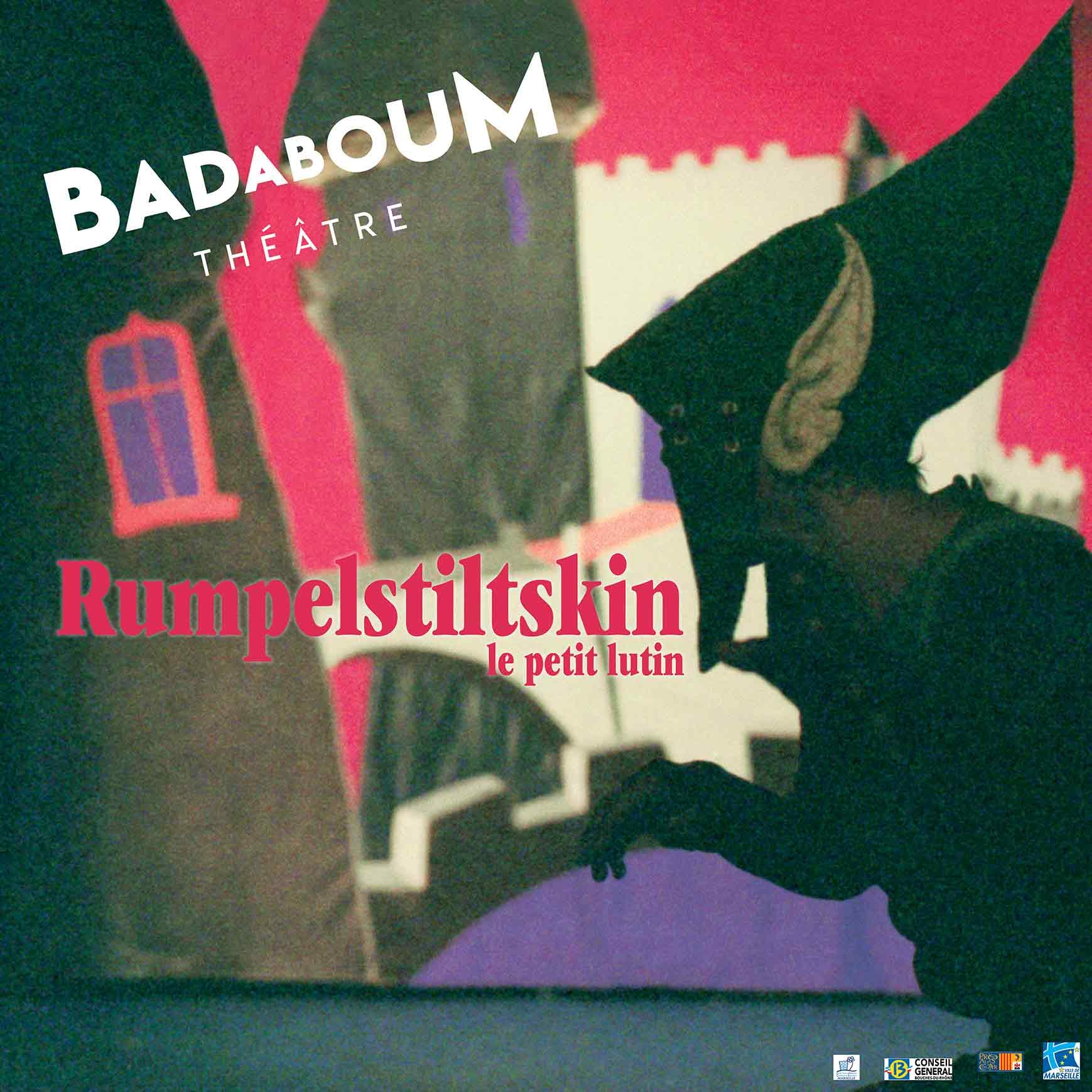 Rumpelstiltskin Spectacle enfant Badaboum theatre